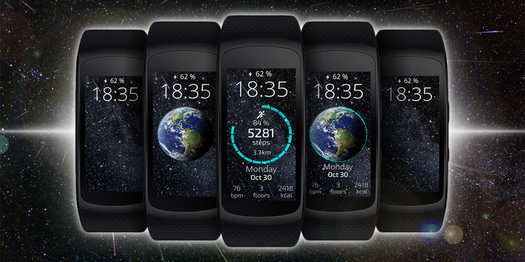 galaxy watchface banner
