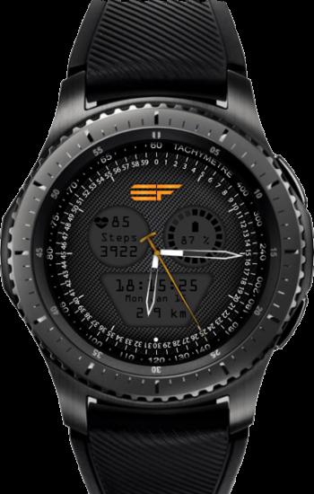 Gear S2/S3/Sport watchface