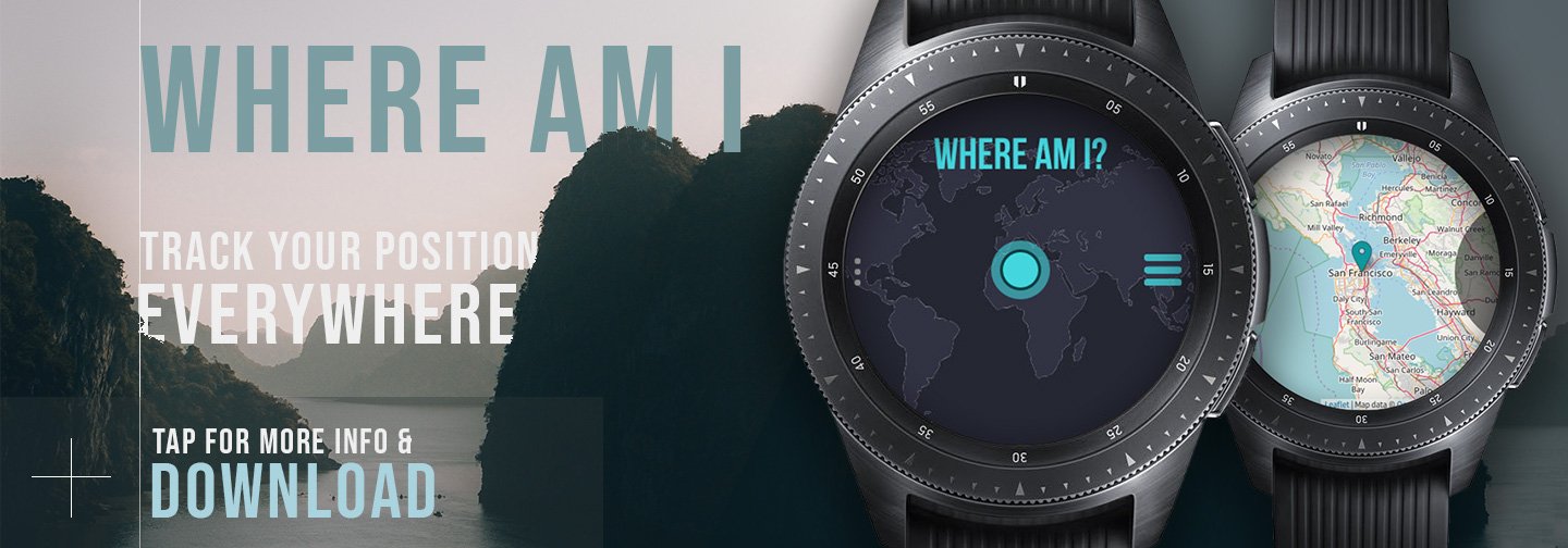 Galaxy Watch application GPS
