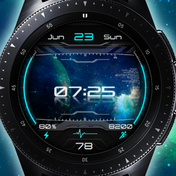 Gear S2/S3/Sport application